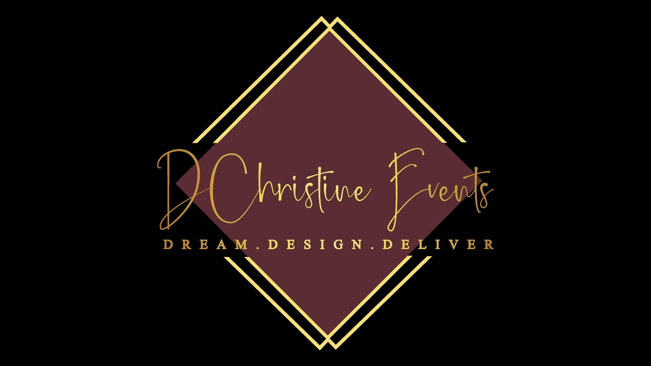 D Christine Events logo